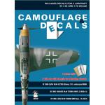 Mushroom Camouflage and  Decals No.2 Messerschmitt Bf 109G-10/G-14