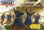 EMHAR 7211 [1:72]  french Infantry. Criean War 1854-56 & Franco Prussian War 1870-71