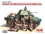ICM 35381 [1:35]  Panhard 178 with French Armoured Vehicle Crew