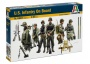 ITALERI 6552 [1:35]  U.S. Infantry on Board