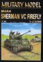 Military Model 1-2/2009 [1:25]  M4A4 Sherman Vc Firefly