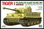 RM 5001 [1:35]  Tiger I Initial Production, early 1943 North African Front / Tunisia