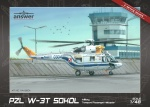 ANSWER 48004 [1:48] PZL W-3T Sokół \'\'Polish Navy\'\'
