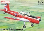 AZ MODEL 7650 [1:72]  DHC-1  Chipmunk
