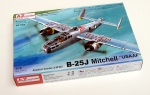 "AZ MODEL AZ7586 [1:72]  North American B-25J Mitchell ""USAAF"""