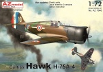 AZ MODEL AZ7646 [1:72]  Curtiss Hawk H-75A-4