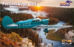 DORA WINGS DW48015  [1:48]  Percival Vega Gull (civil service0