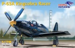 DORA WINGS DW72010 [1:72]  P-63A Kingcobra Racer