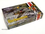 EDUARD 11127 [1:48]  Barbarossa. Bf 109E-4/E-7 & Bf 109-2 on the Eastern Front 1941