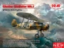 ICM 32040 [1:32]  Gloster Gladiator Mk.I, WWII British Fighter