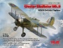 ICM 32041 [1:32]  Gloster Gladiator Mk.II, WWII British Fighter