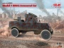 ICM 35669 [1:35]  Model T RNAS Armoured Car