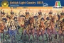 ITALERI 6094 [1:72] British Light Cavalry 1815
