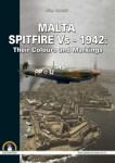 Mushroom 9118   Malta Spitfire Vs -1942. Their Colours and Markings