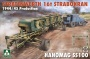 TAKOM 2124 [1:35]  Stratenwerth 16t Strabokran 1944/45 Production & Hanomag SS100