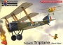 "KPM0181 [1:72] Sopwith Triplane ""Black Flight"""