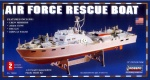 LINDBERG 70888 [1:82] Air Force Rescue Boat