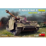 MiniArt 35298 [1:35]  Pz.Kpfw.IV Ausf. H Vomag. EARLY PROD. MAY 1943. INTERIOR KIT