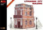 MiniArt 35504 [1:35]  Lithuanian City Building