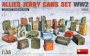 MiniArt 35587 [1:35]  Allies Jerry Can Set WWII