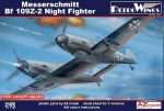 RETRO WINGS 7201[1:72]  Messerschmitt  Bf 109Z-2 Night Fighter