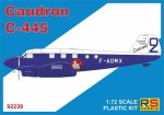RS Models 92239 [1:72]  Caudron C-445