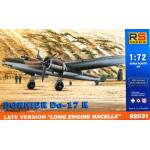 RS Models 92031 [1:72]  Dornier Do 17K late version