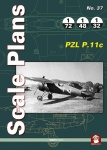 Scale Plans No.37 PZL P.11c