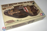 TAMIYA 30057 [1:35]  British Tank Mk. IV Male