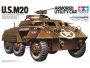 TAMIYA 35234 [1:35]  M20 Armored car
