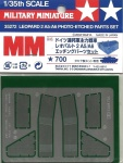 TAMIYA 35272 Leopard 2 Parts Set