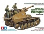 TAMIYA 35358 [1:35]  German Self-Propelled Howitzer Wespe - Italian front