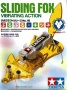TAMIYA 71116  Sliding Fox. Vibration action